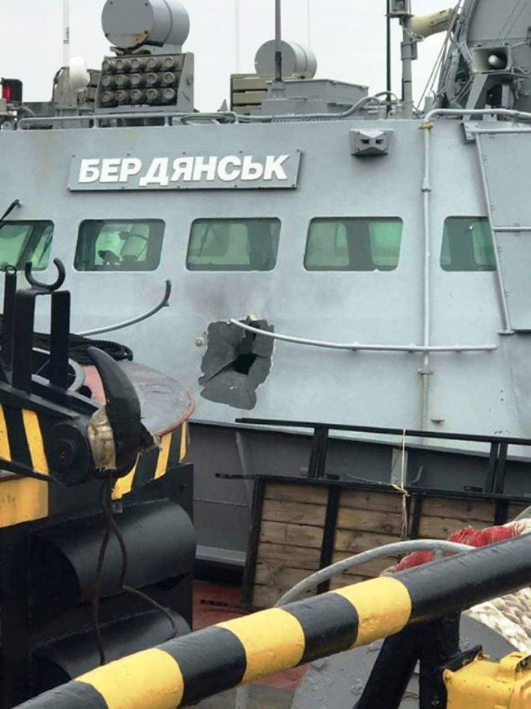 Хто замовив й організував звіряче полювання на українські кораблі у Керченській протоці