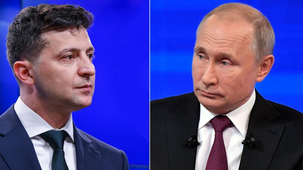 Особый статус Донбасса и амнистия. Путин назвал условия встречи с Зеленским
