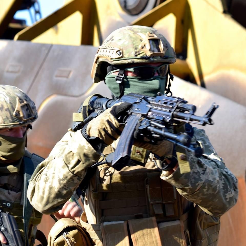 В Одесской области состоялись тактические учения. Опубликованы впечатляющие фото, фото-5