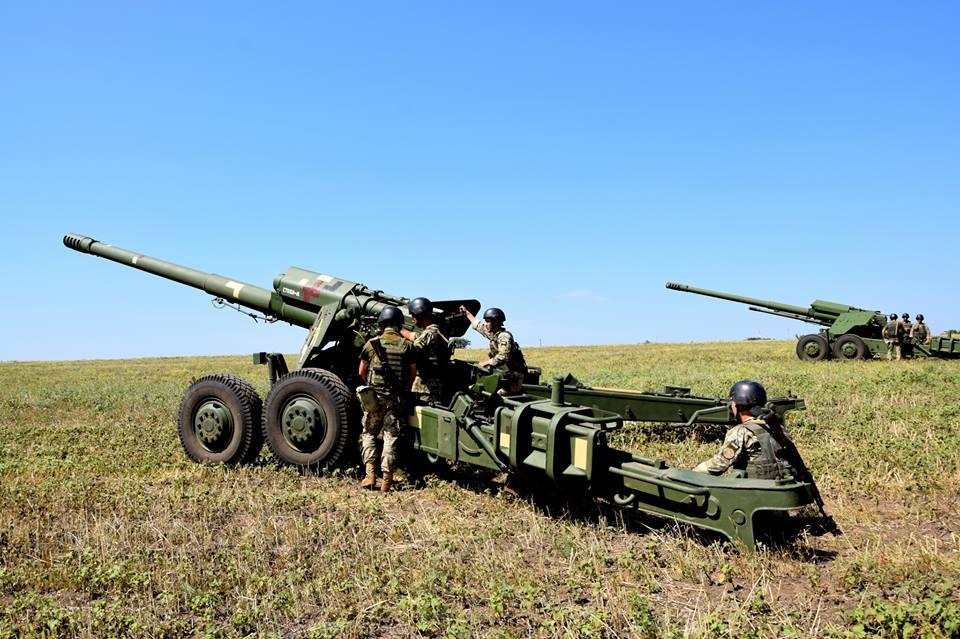 В Одесской области состоялись тактические учения. Опубликованы впечатляющие фото, фото-1