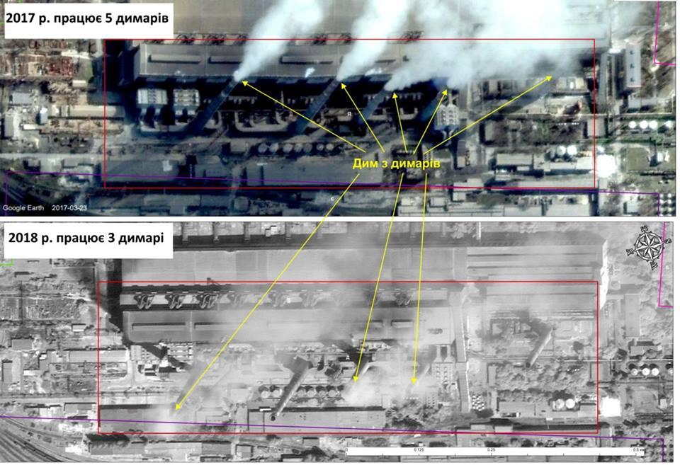 В сеть выложили фото разворованного боевиками промышленного гиганта Донбасса, фото-2