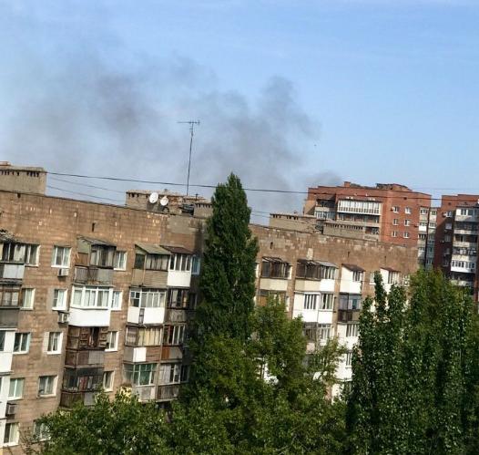 Жители оккупированного Донецка сообщают о мощном взрыве в районе мединститута, фото-3