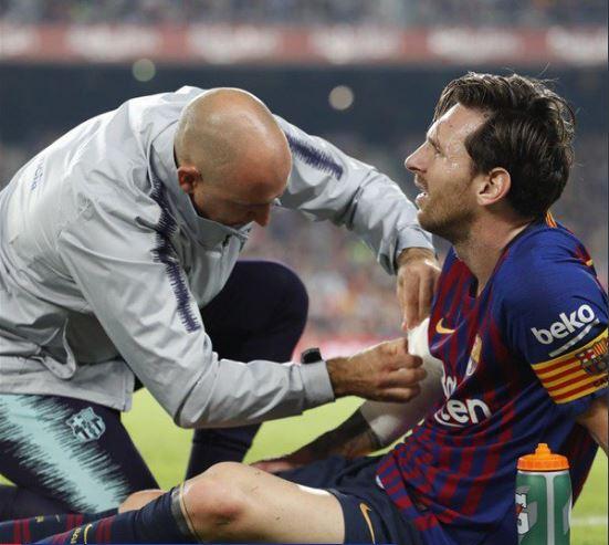 Месси из-за травмы пропустит матч с «Реалом», фото-4