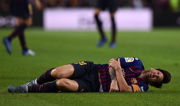 Месси из-за травмы пропустит матч с «Реалом», фото-3