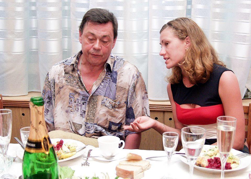 В соцсети показали редкие фото Николая Караченцова, фото-3