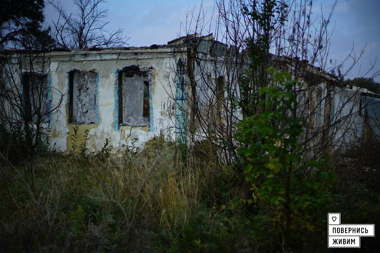 Украинские военные провели зачистку в селе под Волновахой, фото-4