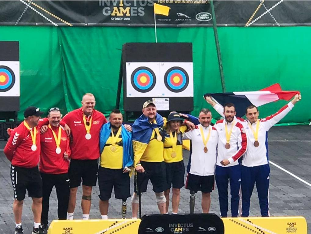 Украинские спортсмены завоевали 2 золота и 2 серебра на «Играх непокоренных», фото-1