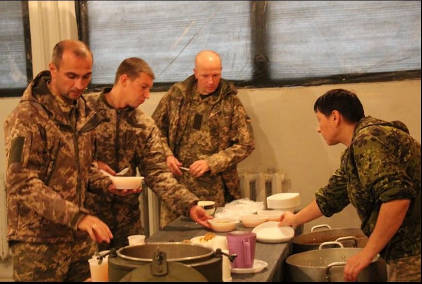 Украинская армия переходит на новую систему питания, фото-8