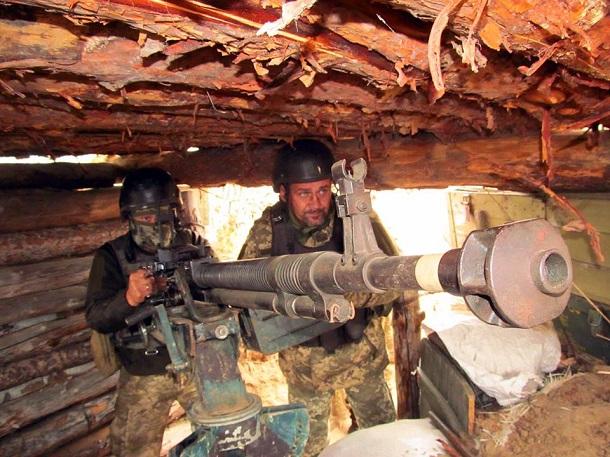 Бойцы ВСУ показали мощное «успокоительное» для подразделений НВФ, фото-3