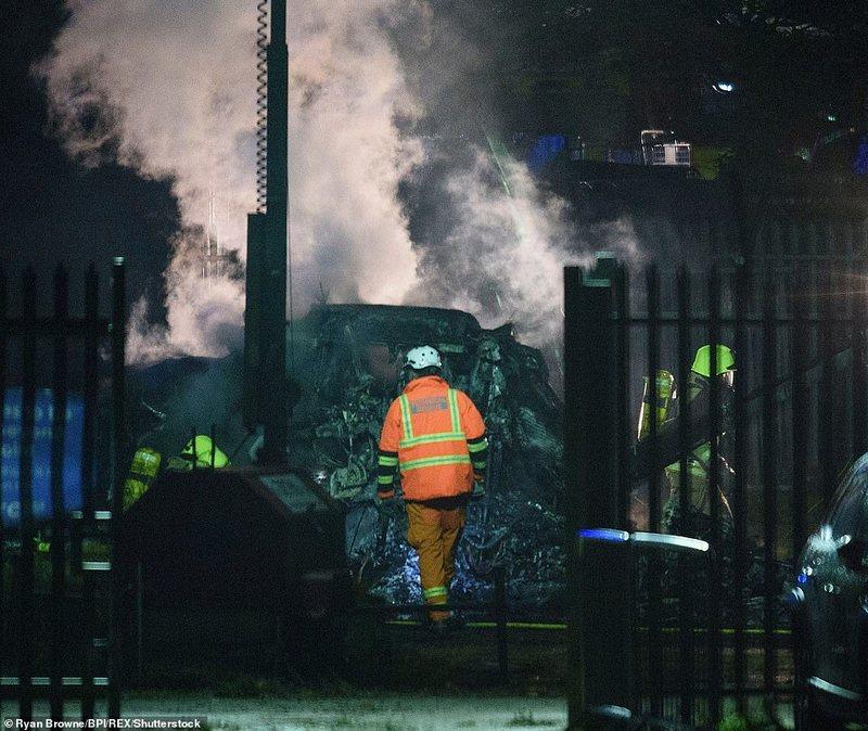 В Англии разбился вертолет с главой крупного футбольного клуба. Все погибли, фото-6