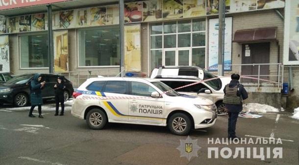 В Киеве на парковке обстреляли и ограбили авто: объявлен план-перехват, фото-3