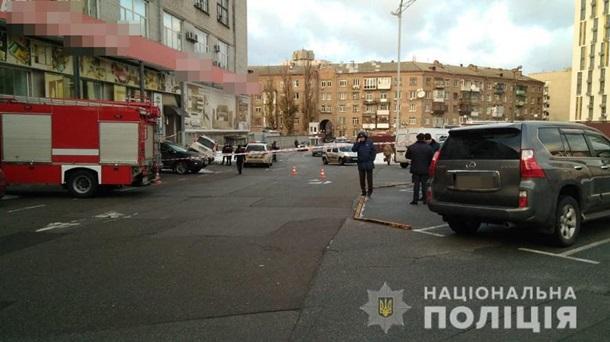 В Киеве на парковке обстреляли и ограбили авто: объявлен план-перехват, фото-4