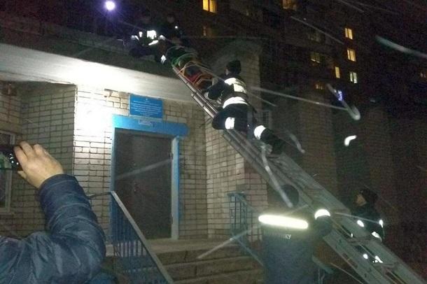 В Днепре вор упал с пятого этажа пытаясь сбежать от полиции, фото-4