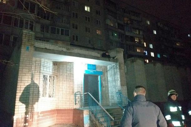 В Днепре вор упал с пятого этажа пытаясь сбежать от полиции, фото-5