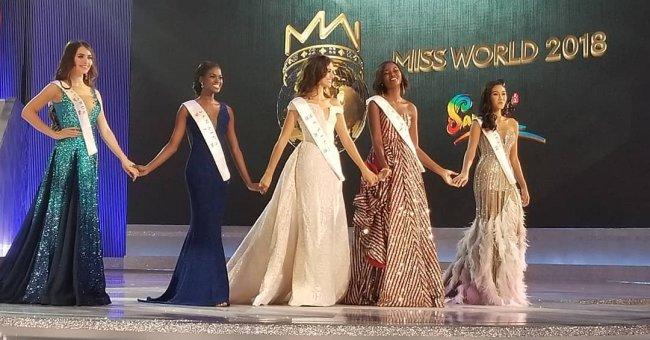 В Китае выбрали «Мисс Мира 2018»: опубликованы фото, фото-2