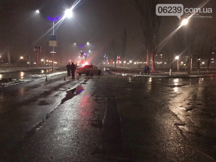 В Покровске автомобиль насмерть сбил двух человек на пешеходном переходе, фото-4