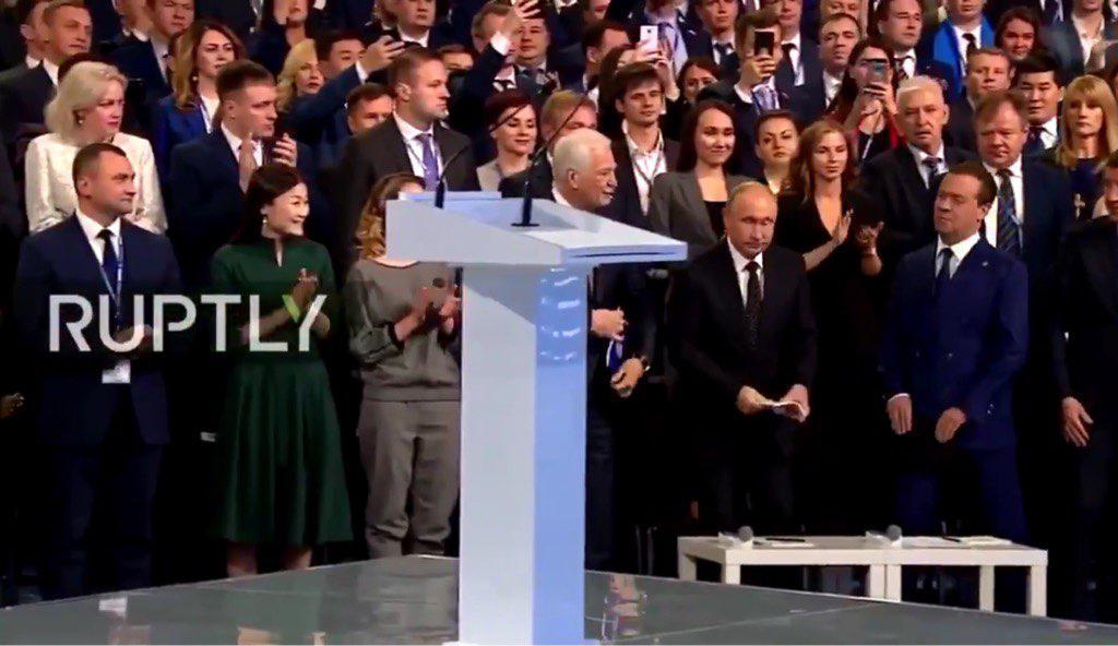 Путин удивил российского политолога аномалией с ростом, фото-2