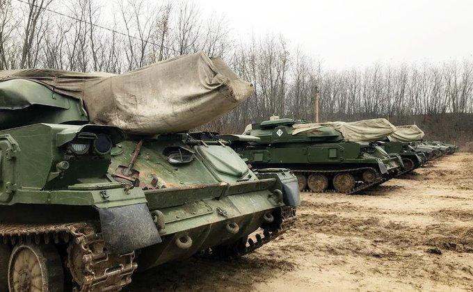 ВМС Украины готовится к возможному нападению России, фото-6
