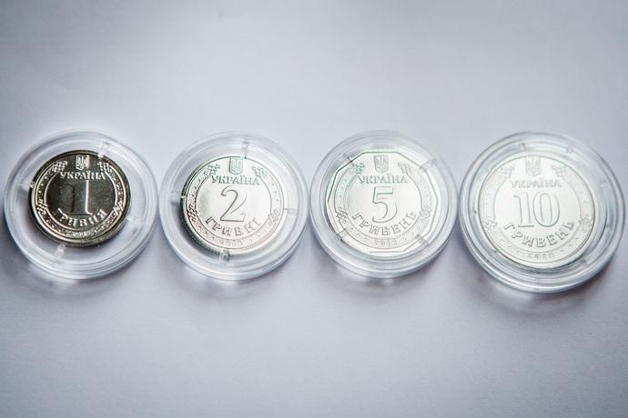 В Украине банкноту 5 гривен заменят монетами, фото-2