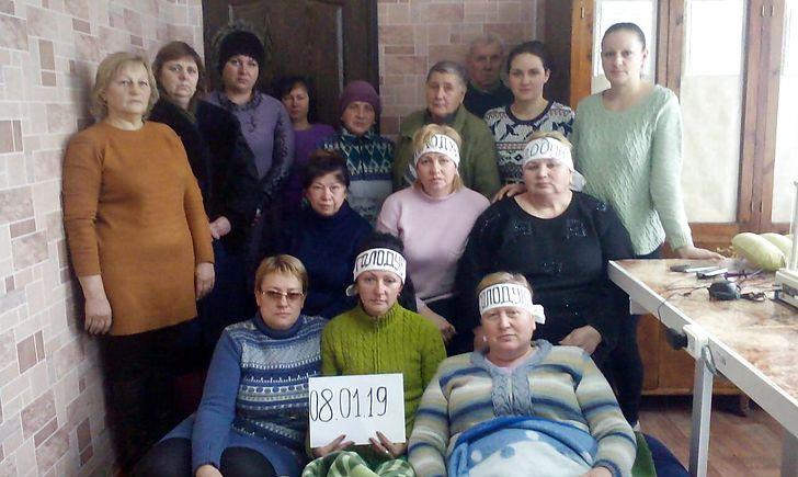 На Донбассе 7-й день голодают работницы ГП «Селидовуголь», фото-2