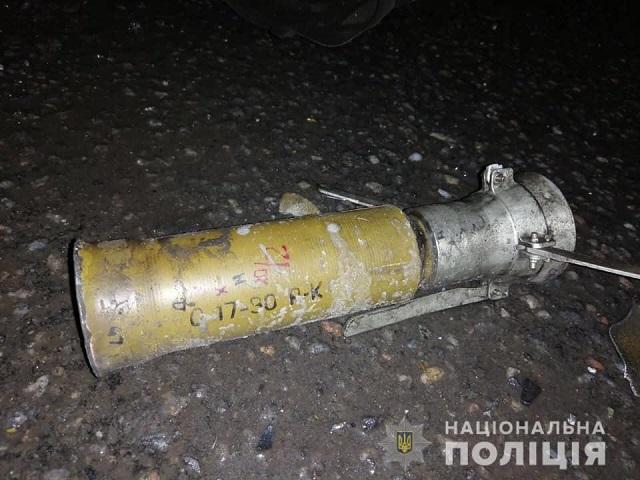 В Днепре из ручного гранатомета обстреляли автомобиль, фото-3