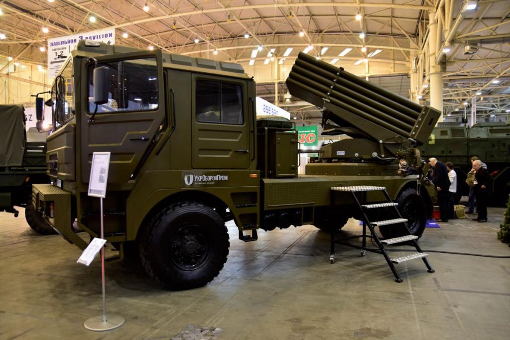 «Укроборонпром» назвал 5 лучших разработок 2018 года, фото-3
