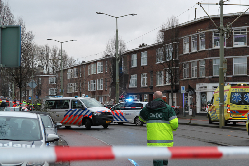 В Гааге прогремел взрыв, обрушились фасады нескольких домов, фото-9