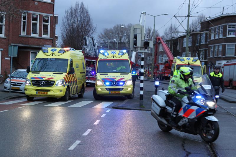 В Гааге прогремел взрыв, обрушились фасады нескольких домов, фото-12