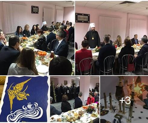 Глава ПЦУ Епифаний встретился с семьями украинских политзаключенных в России, фото-3