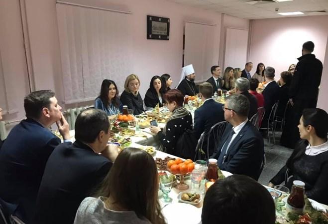 Глава ПЦУ Епифаний встретился с семьями украинских политзаключенных в России, фото-5