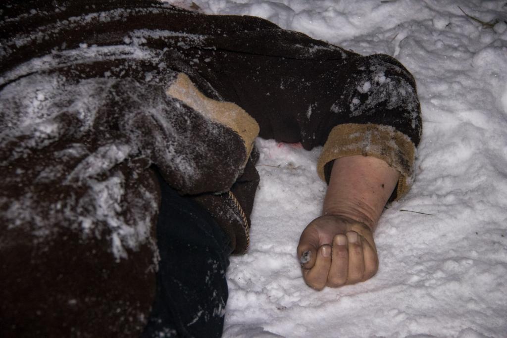 В Киеве мужчина выпал из окна шестого этажа, фото-6