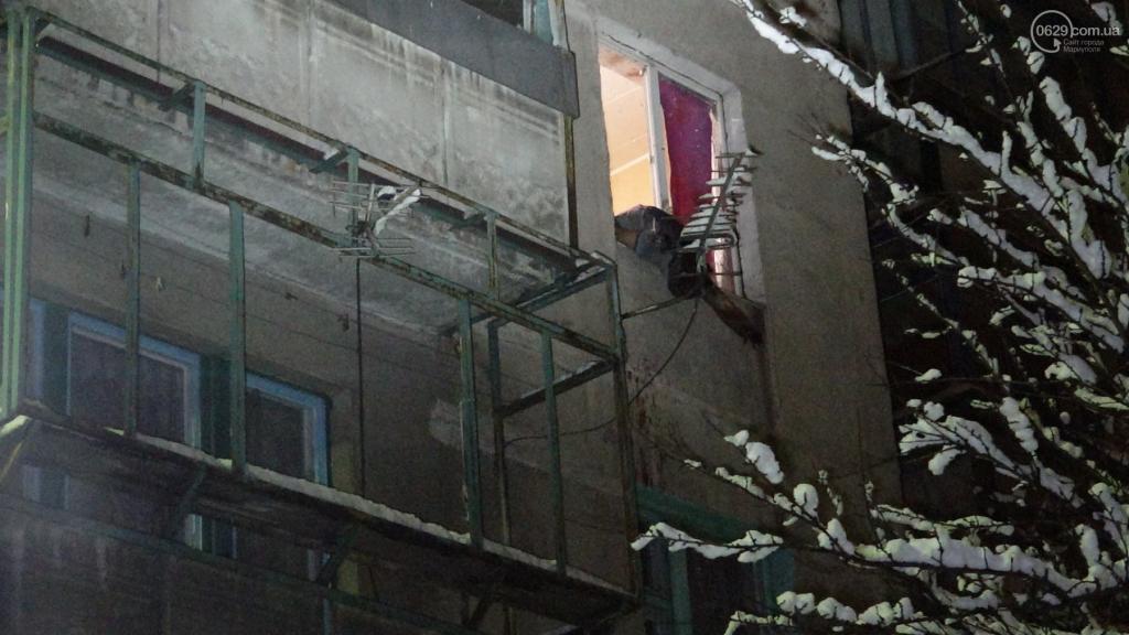 В Мариуполе в жилом доме прогремел взрыв: есть жертвы, фото-6