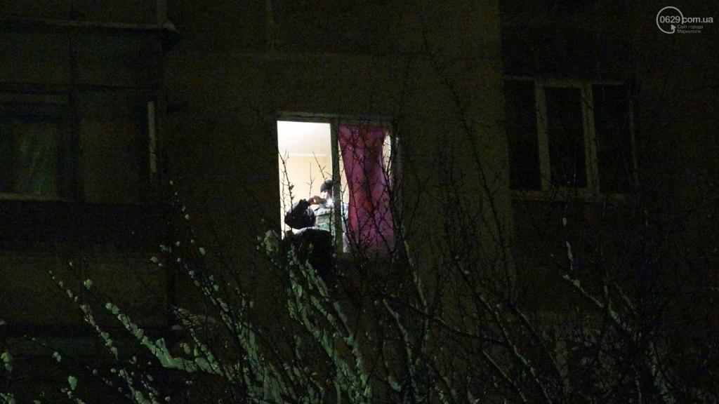 В Мариуполе в жилом доме прогремел взрыв: есть жертвы, фото-8