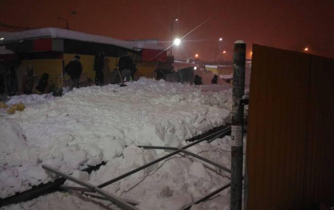 В Харькове обрушилась крыша торгового центра: четверо пострадавших, фото-2