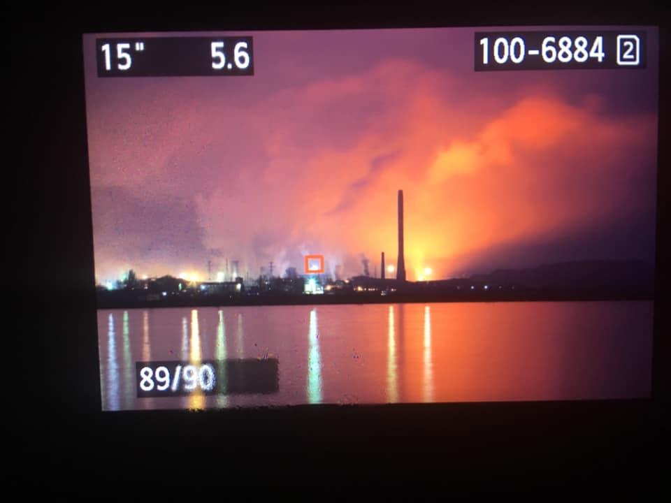 Крупный пожар в Мариуполе: горит завод «Азовсталь», фото-3
