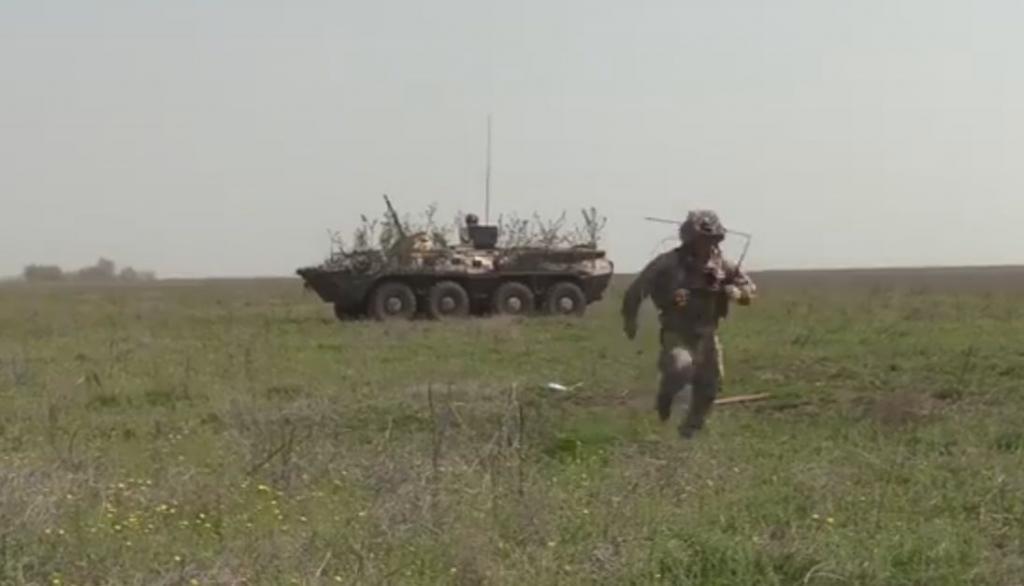 Бойцы ВСУ «уничтожили» морской десант Российской Федерации, фото-4
