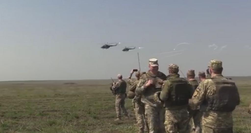 Бойцы ВСУ «уничтожили» морской десант Российской Федерации, фото-1