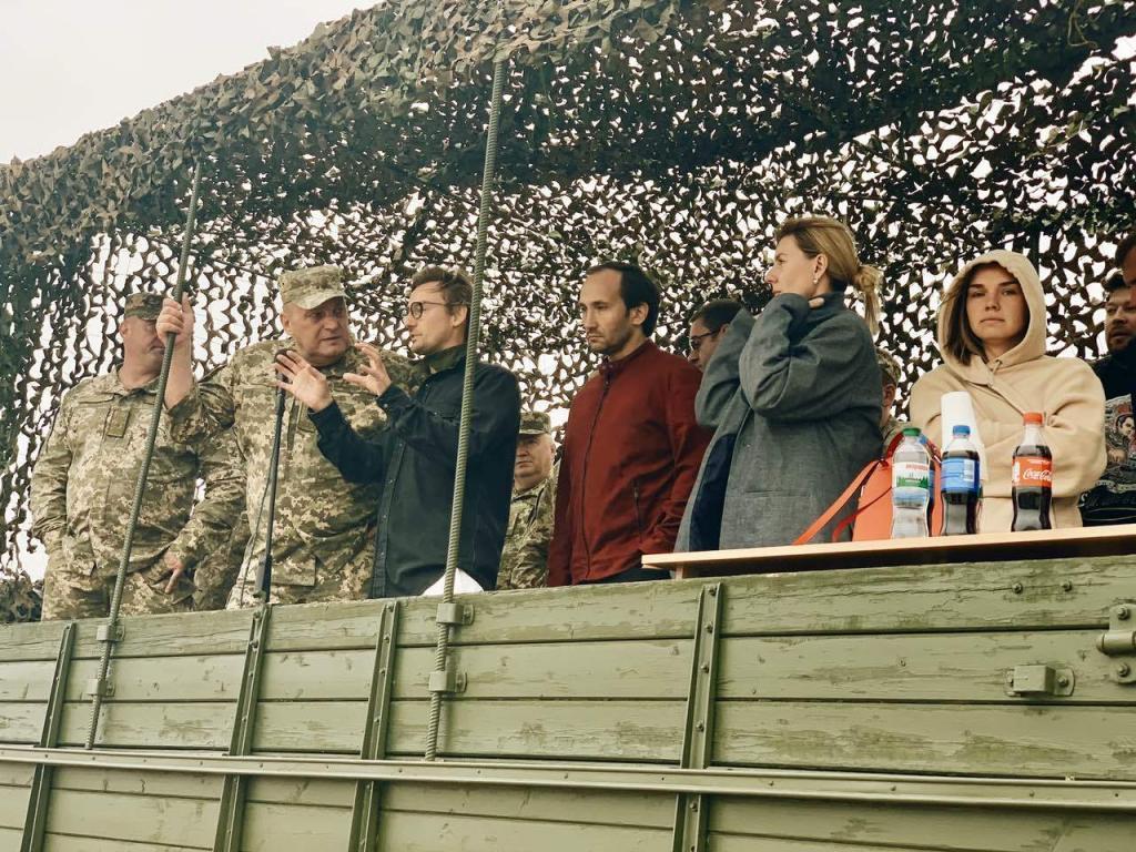 В Киеве проходят репетиции «Ходи гідності» ко Дню Независимости, фото-3