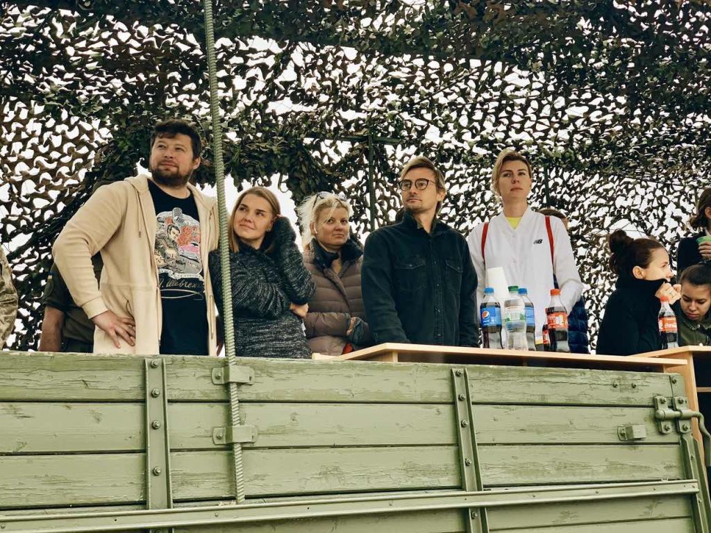 В Киеве проходят репетиции «Ходи гідності» ко Дню Независимости, фото-2