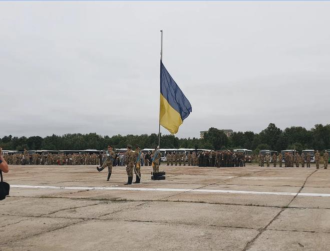 В Киеве проходят репетиции «Ходи гідності» ко Дню Независимости, фото-6