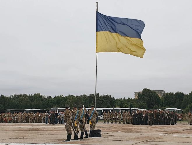 В Киеве проходят репетиции «Ходи гідності» ко Дню Независимости, фото-7