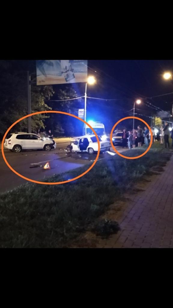 «Батюшка летел на Хюндае»: в соцсети рассказали подробности аварии в Макеевке, фото-3