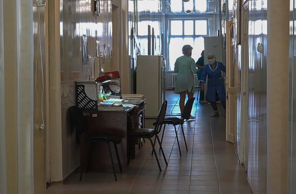 В Енакиево для больных с подозрением на COVID-19 подготовили больницу: опубликованы фото, фото-1