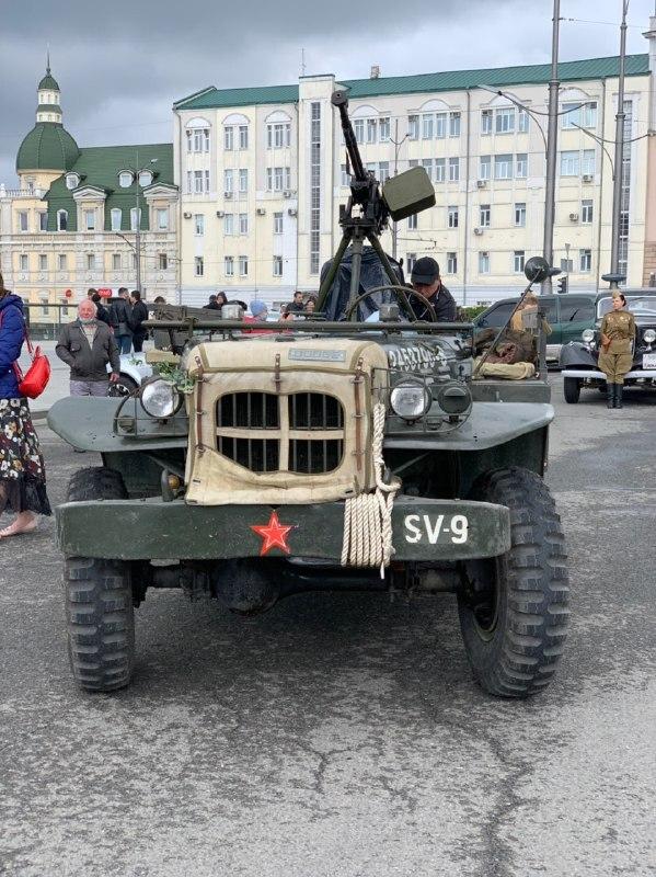 «Без масок и дистанции»: в Харькове, несмотря на карантин, устроили мероприятие ко Дню Победы, фото-5