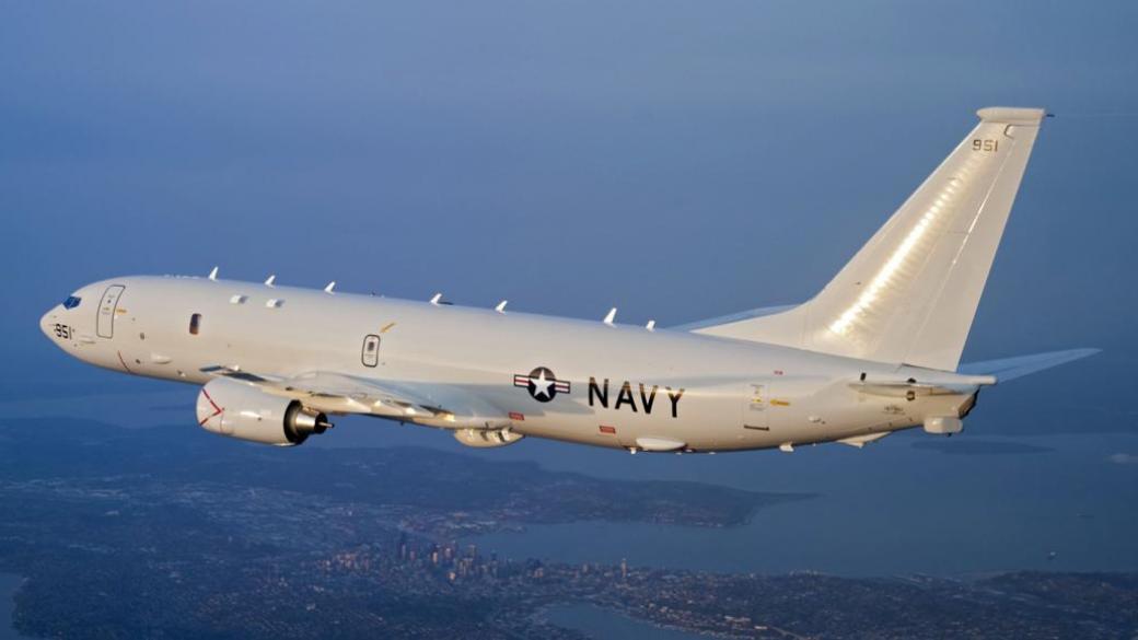 """Результат пошуку зображень за запитом """"самолет сша над черным морем"""""""