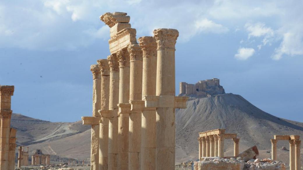 ВСирии поведали , когда Пальмира сможет принять туристов