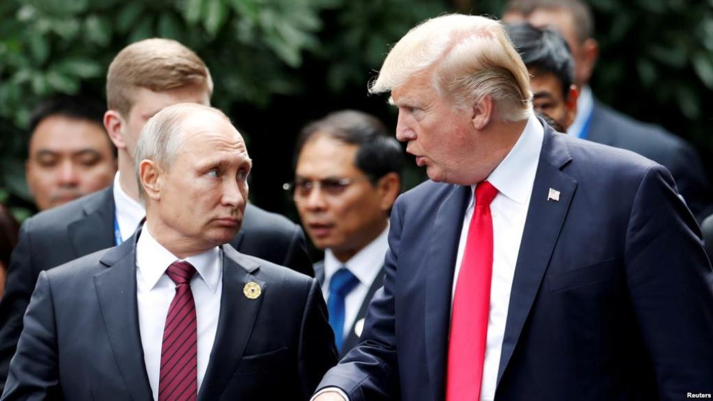 Трамп призвал богатые страны помогать Сирии вместо США