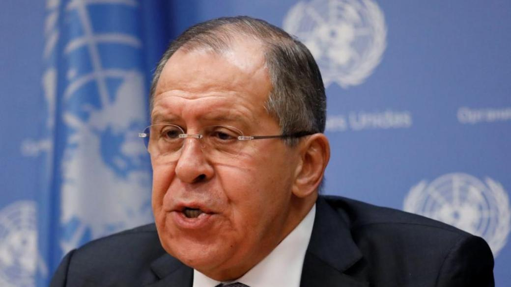 Лавров описал отношения Российской Федерации иСША как «отравленные»